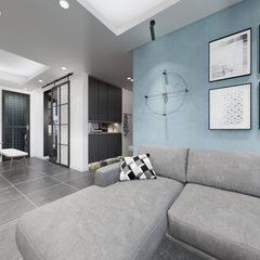 现代五居室
